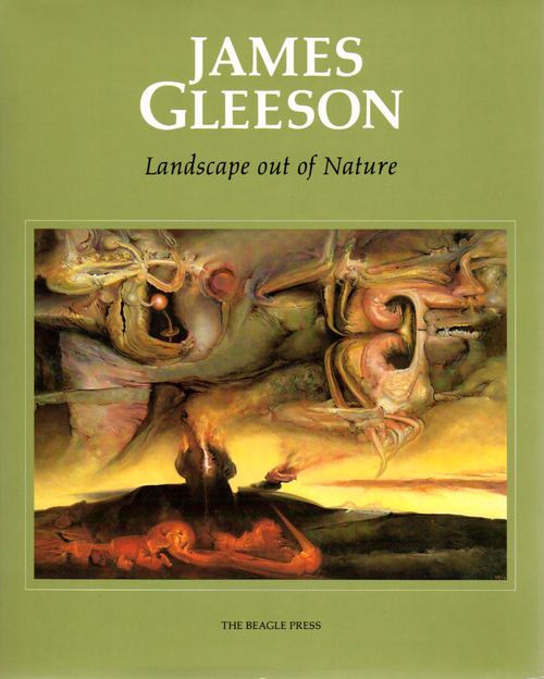 JAMES GLEESON - LANDSCAPE OUT OF NATURE