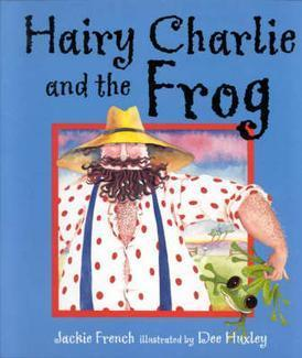 HAIRY CHARLIE AND THE FROG